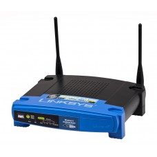 Broadband Router Linksys WRT54G Wireless